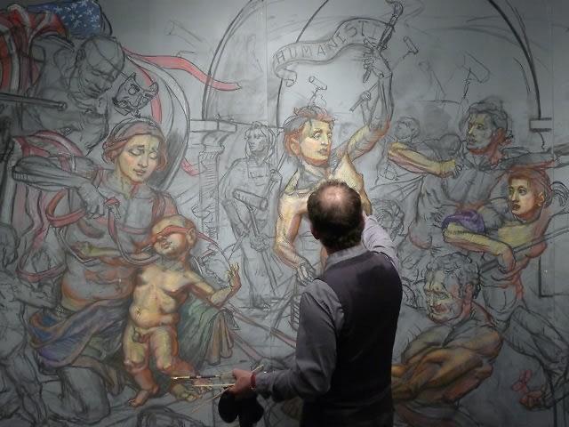 New York Academy Of Art 2012 Tribeca Ball