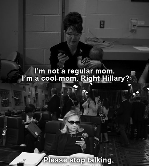 eavesdropping in texting hillary