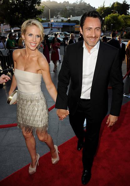 Last Nights Parties Diane Kruger Joshua Jackson Hit