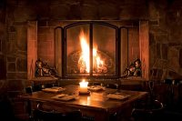Stay Warm At NYC's Best Restaurants With Fireplaces