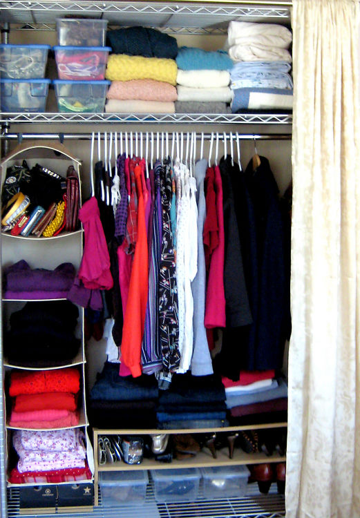 Jessica Schroeders Closet Organization Tips