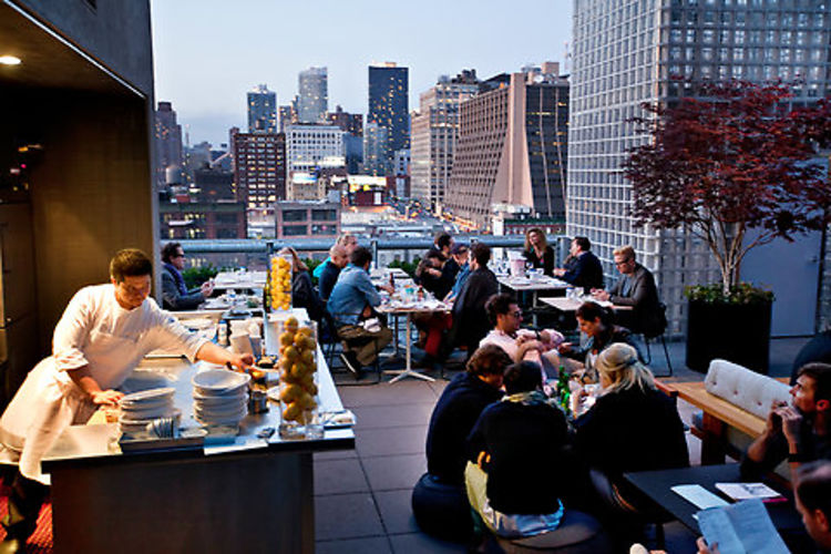 Raise The Bar Raise The Roof NYCs Best New Rooftop Bars
