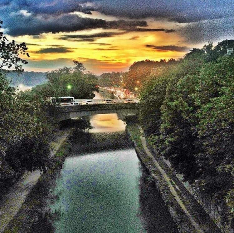 Photo Of The Day CO Canal In Georgetown