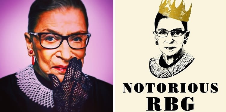 The Notorious RBG Your Guide To Everything Ruth Bader