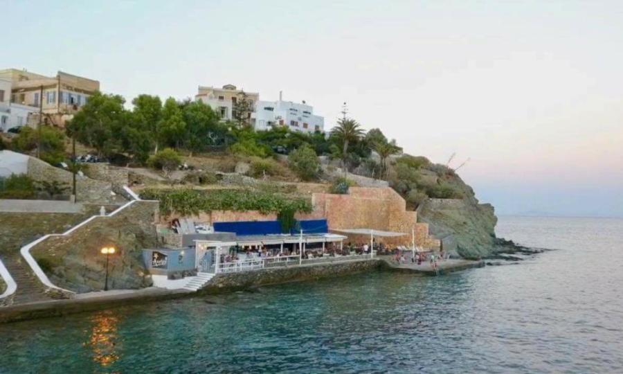 Asteria, Syros, Cyclades,