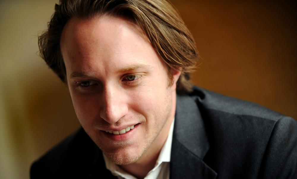 Chad Hurley, co-founder and CEO of YouTube.