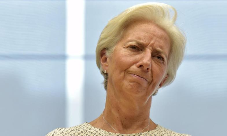 IMF Managing Director Christine Lagarde takes part in a euro zone EU leaders' summit on the situation in Greece, in Brussels, Belgium<br>International Monetary Fund (IMF) Managing Director Christine Lagarde takes part in a euro zone EU leaders' summit on the situation in Greece, in Brussels, Belgium, July 11, 2015. Greek Prime Minister Alexis Tsipras won backing from lawmakers on Saturday for painful reforms but it remained unclear whether it would be enough to secure a bailout from German and other euro zone ministers meeting in Brussels. REUTERS/Eric Vidal.
