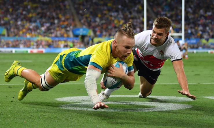 There are stacks of medals on offer during the final day of competition at Gold Coast 2018, including in the rugby sevens.