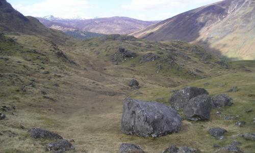 Glean da Eigg rock shelter.