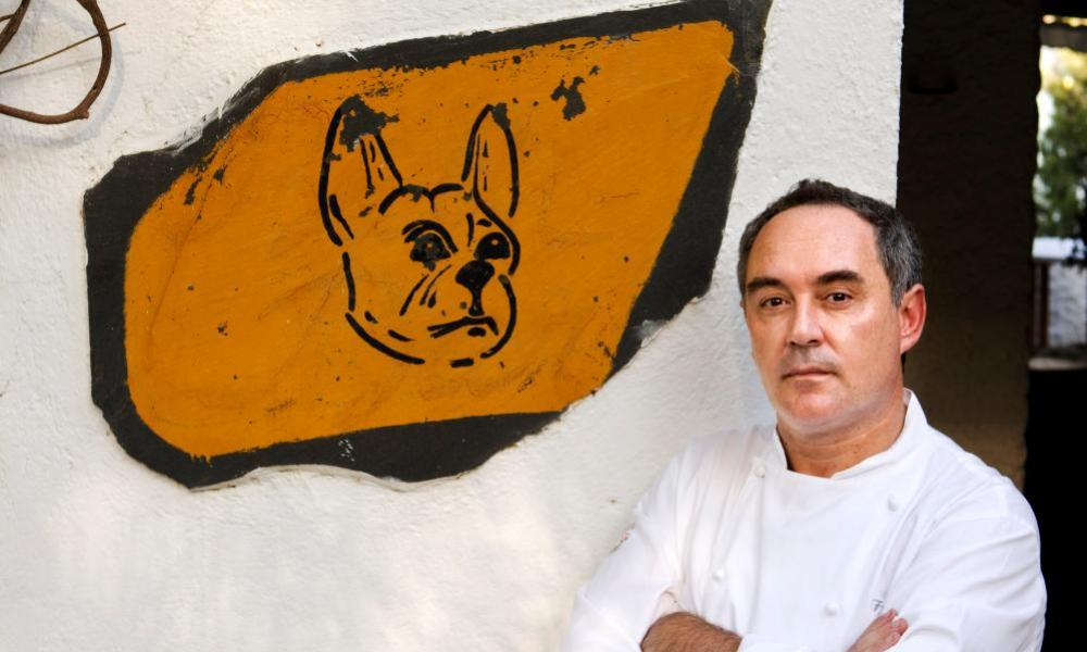 Spanish tip: chef Ferran Adrià used a liquid nitrogen-cooled granita of Fever-Tree tonic in one of his dishes.