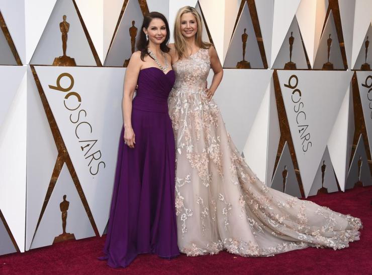 Ashley Judd, and Mira Sorvino