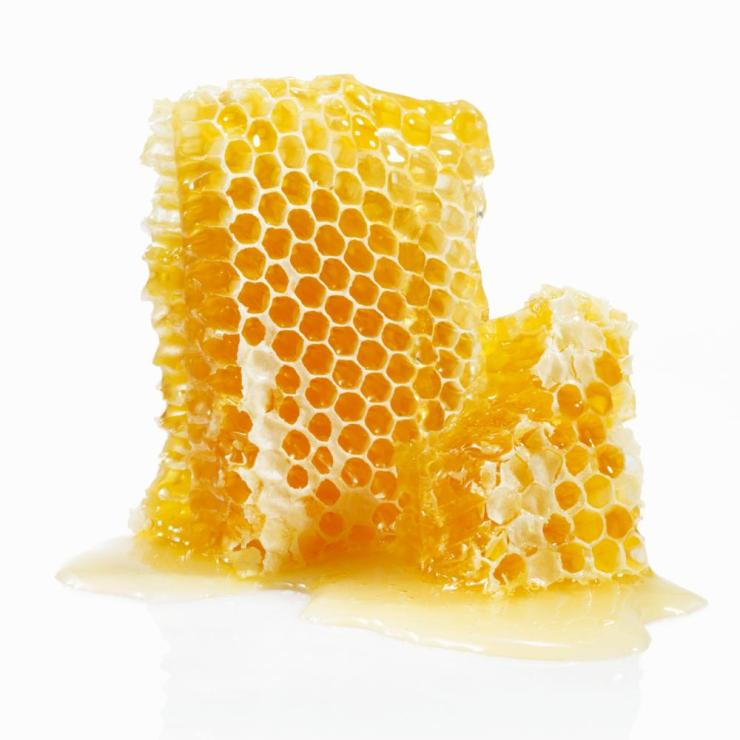 Honeycomb is one of the healthiest options.