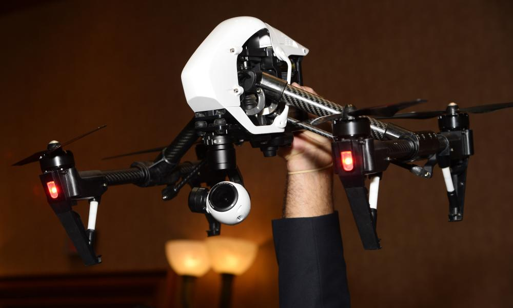Drone for CES
