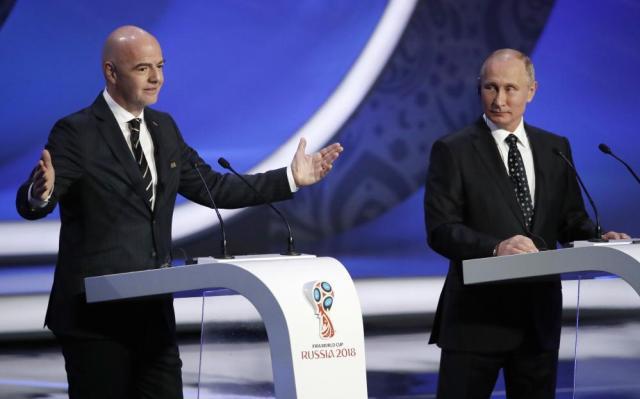Gianni and Vladimir.