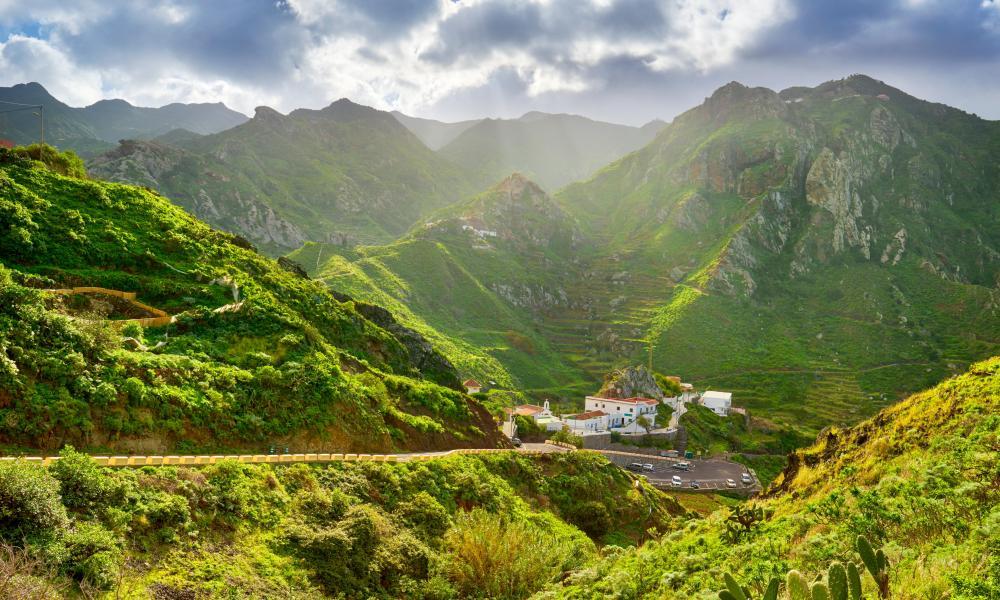 Afur village