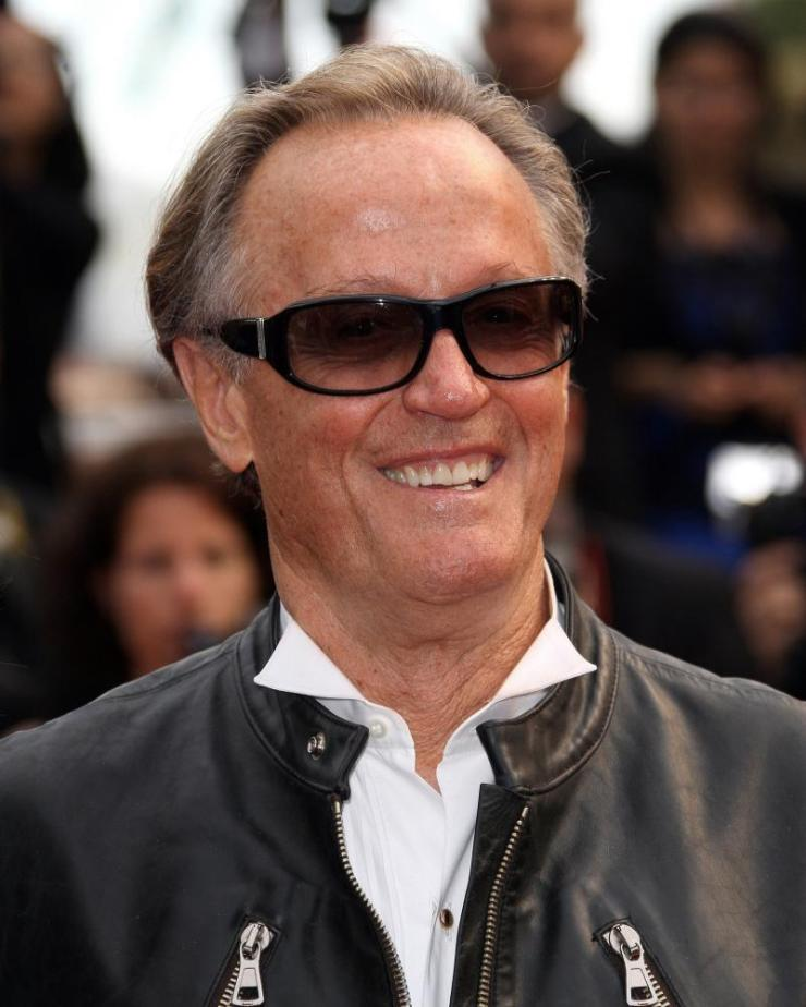 Fonda in Cannes in 2011.