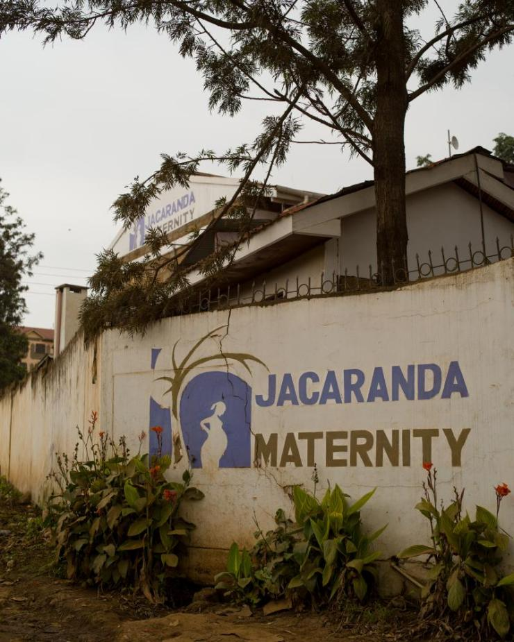 L1003690 Jacaranda Maternity Kenya for glabs in association with Business Call To Action