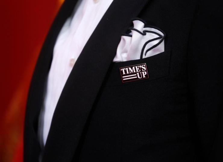 Patrick Stewart's pin