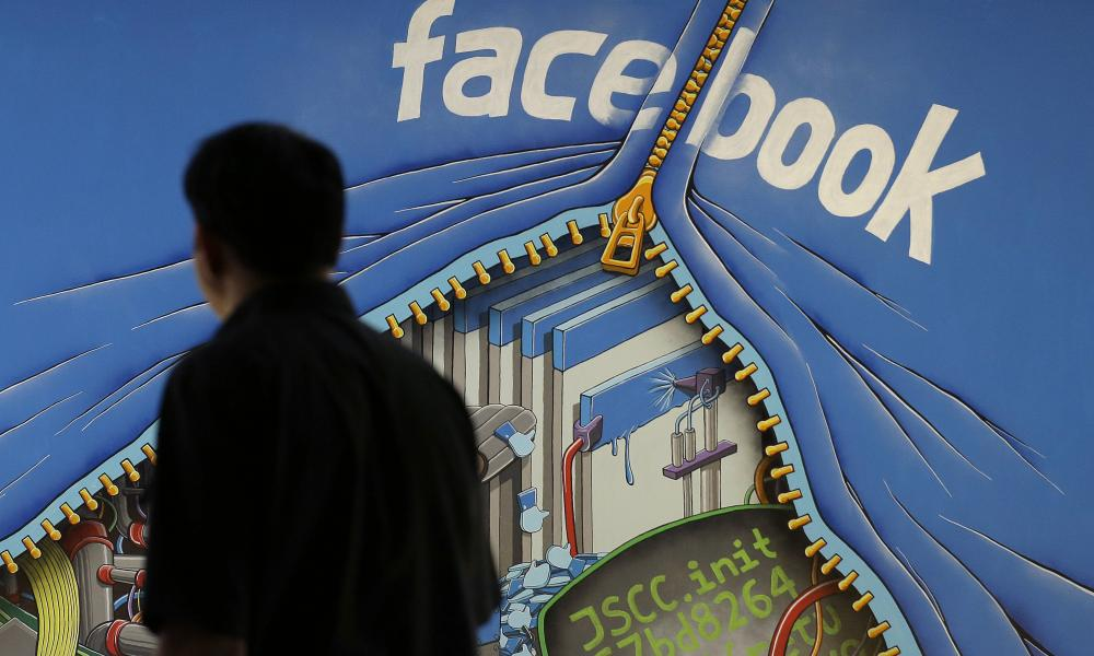 'Big data is extractive. It involves extracting data from various 'mines', such as Facebook.'