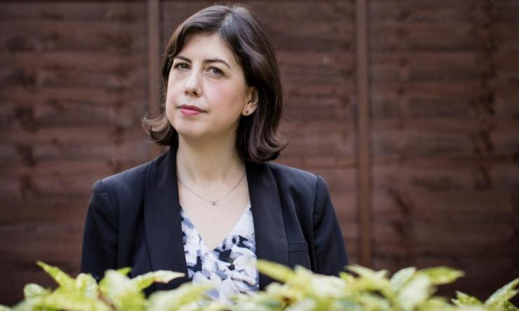 Lucy Powell at home