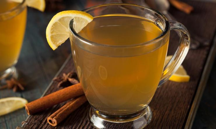 Warm toddy