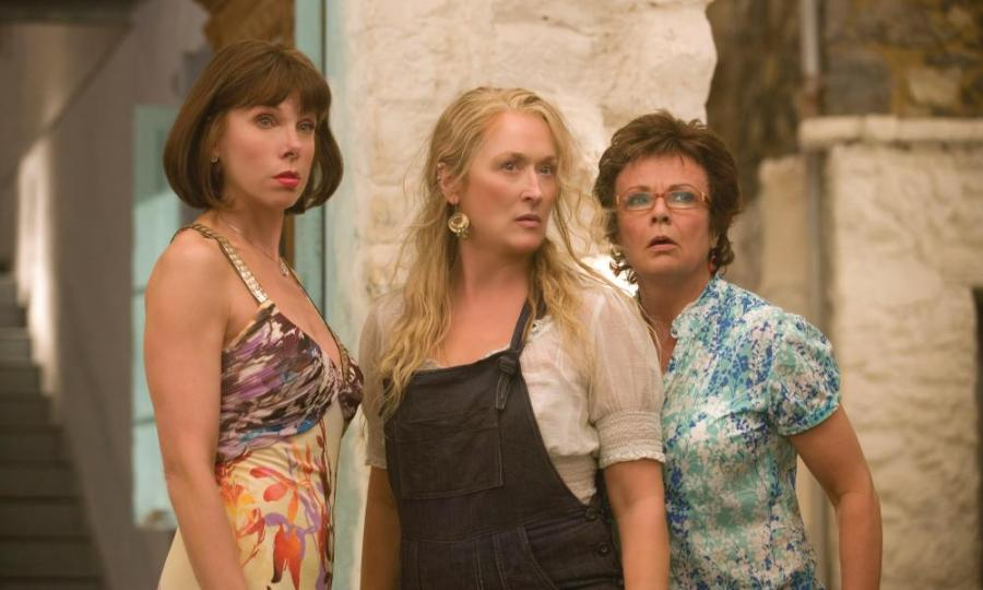 Mamma Mia! grossed more than 0m worldwide.