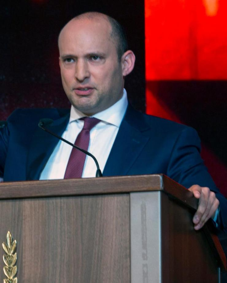 Naftali Bennett, Israeli education minister, condemned the move.