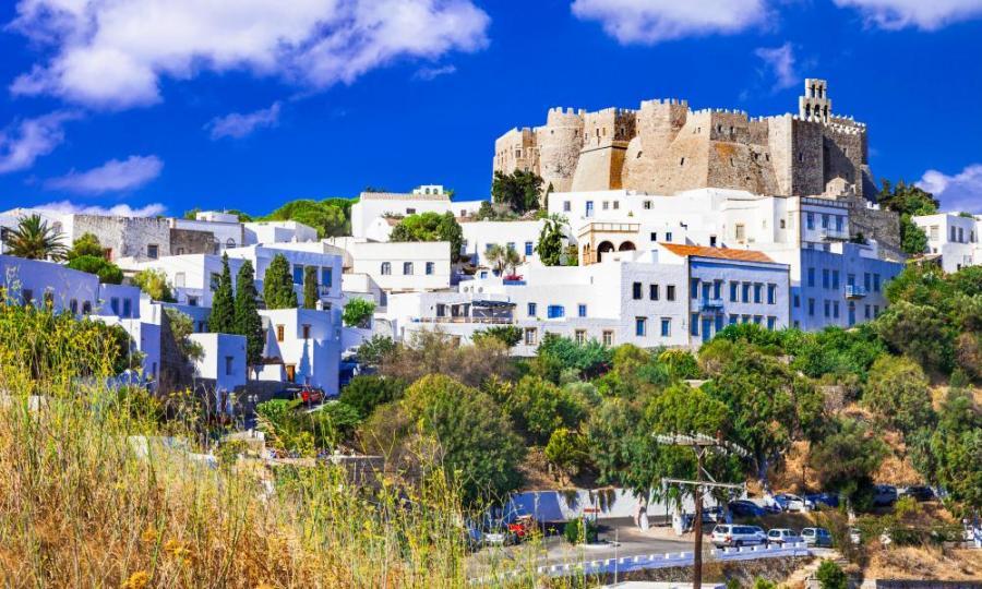 Monastery of St John, Patmos