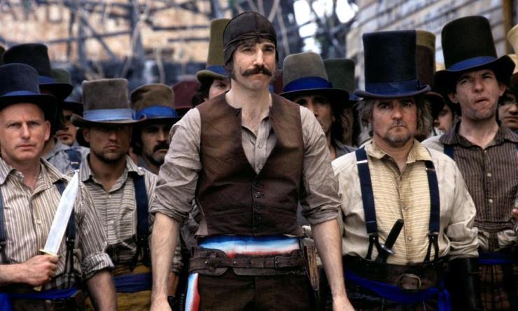 Daniel Day-Lewis in Gangs of New York (2002)