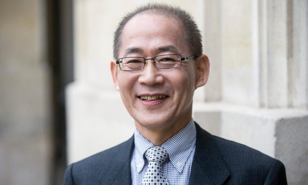 Hoesung Lee, president of the Intergovernmental Panel on Climate Change