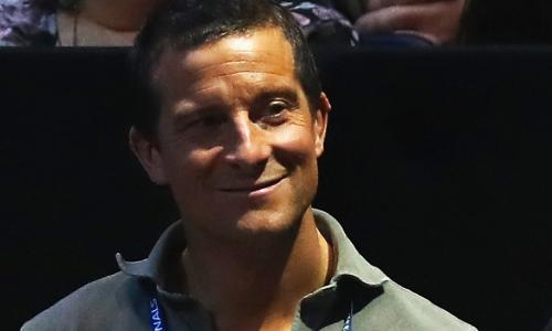 Bear Grylls, chief Scout