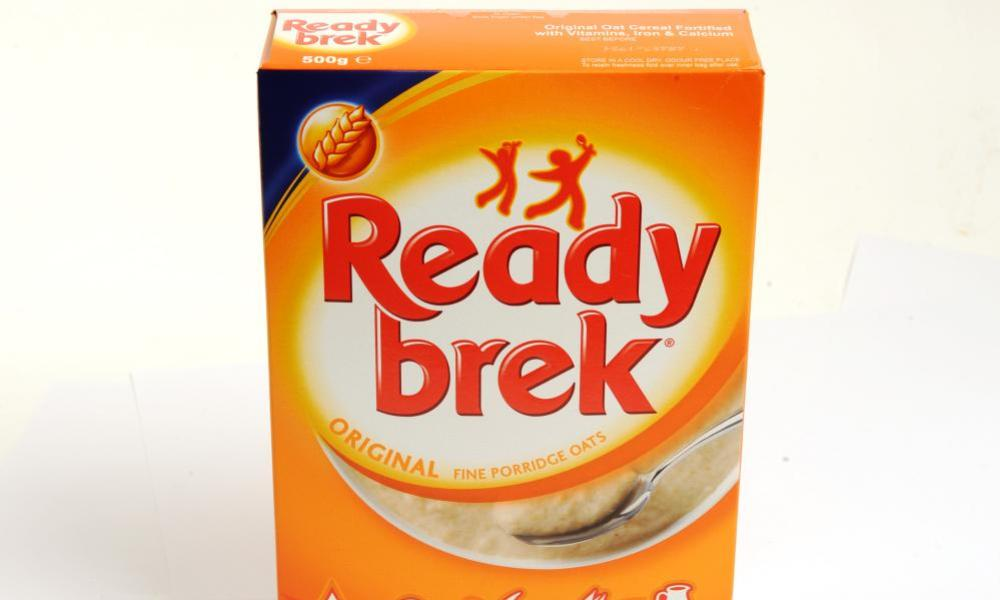 Ready Brek and Alpen are also being sold.