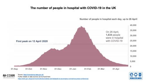 Hospital numbers