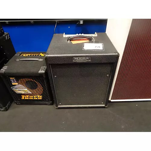 Used Mesa Boogie 1x15 Walkabout Scout Tube Bass Combo Amp