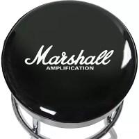 "Marshall 30"" Bar Stool | Guitar Center"