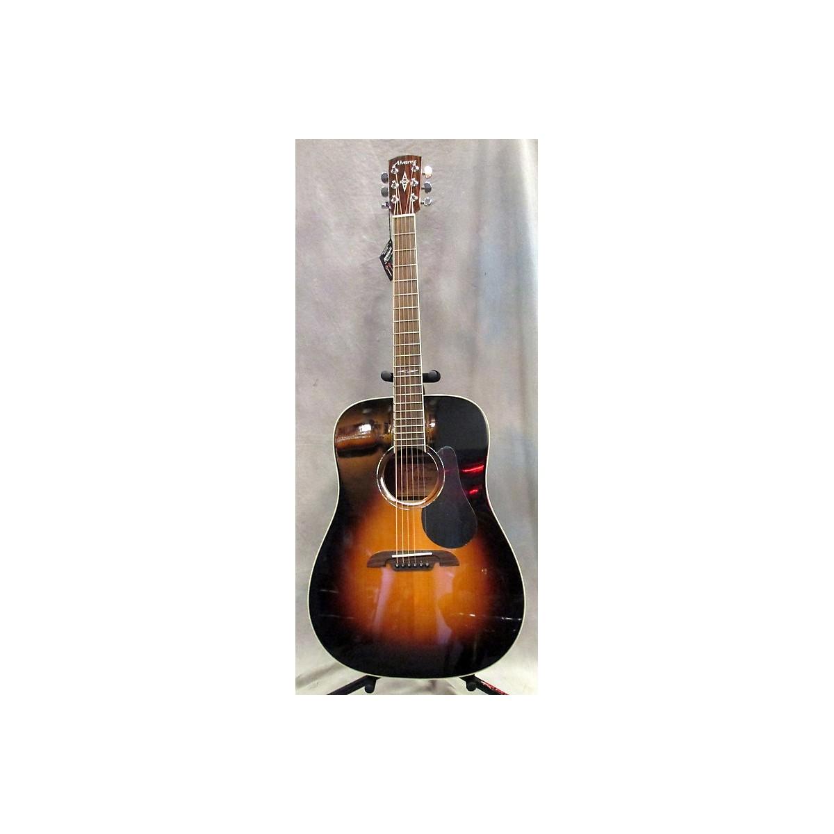 Used Alvarez AD70 Dreadnought Acoustic Guitar   Guitar Center