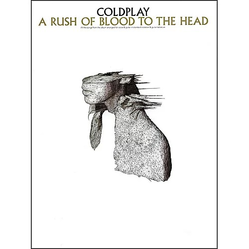 Hal Leonard Coldplay A Rush Of Blood To The Head arranged