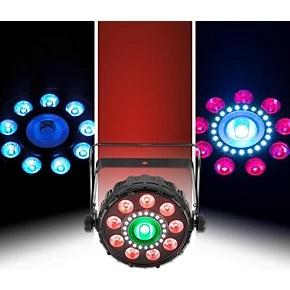 CHAUVET DJ FXpar 9 ParStyle LED EffectStrobe Light