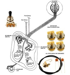 allparts ep 4148 000 wiring kit for epiphone [ 1000 x 1000 Pixel ]