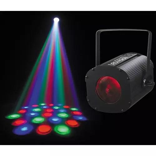 American DJ LED Vision DMX Moonflower Effect Light