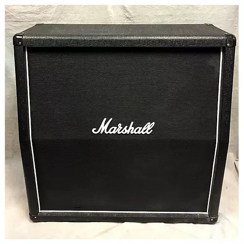 Used Marshall MX412A 240W 4x12 Guitar Cabinet  Guitar Center