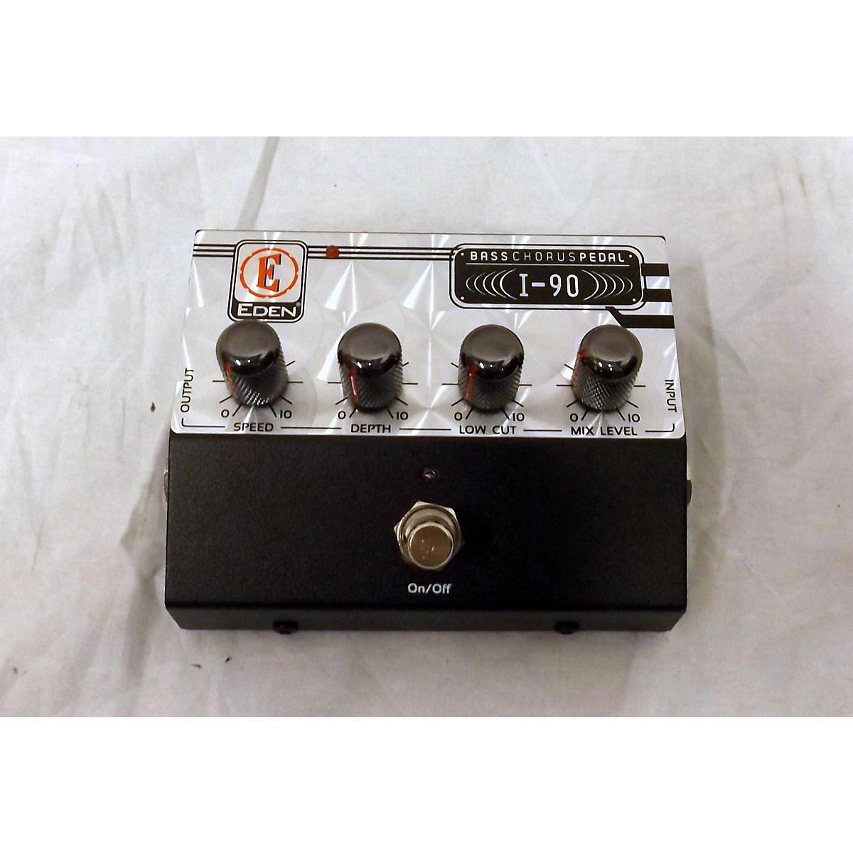 Used Eden PRO BASS CHORUS PEDAL Effect Pedal   Guitar Center
