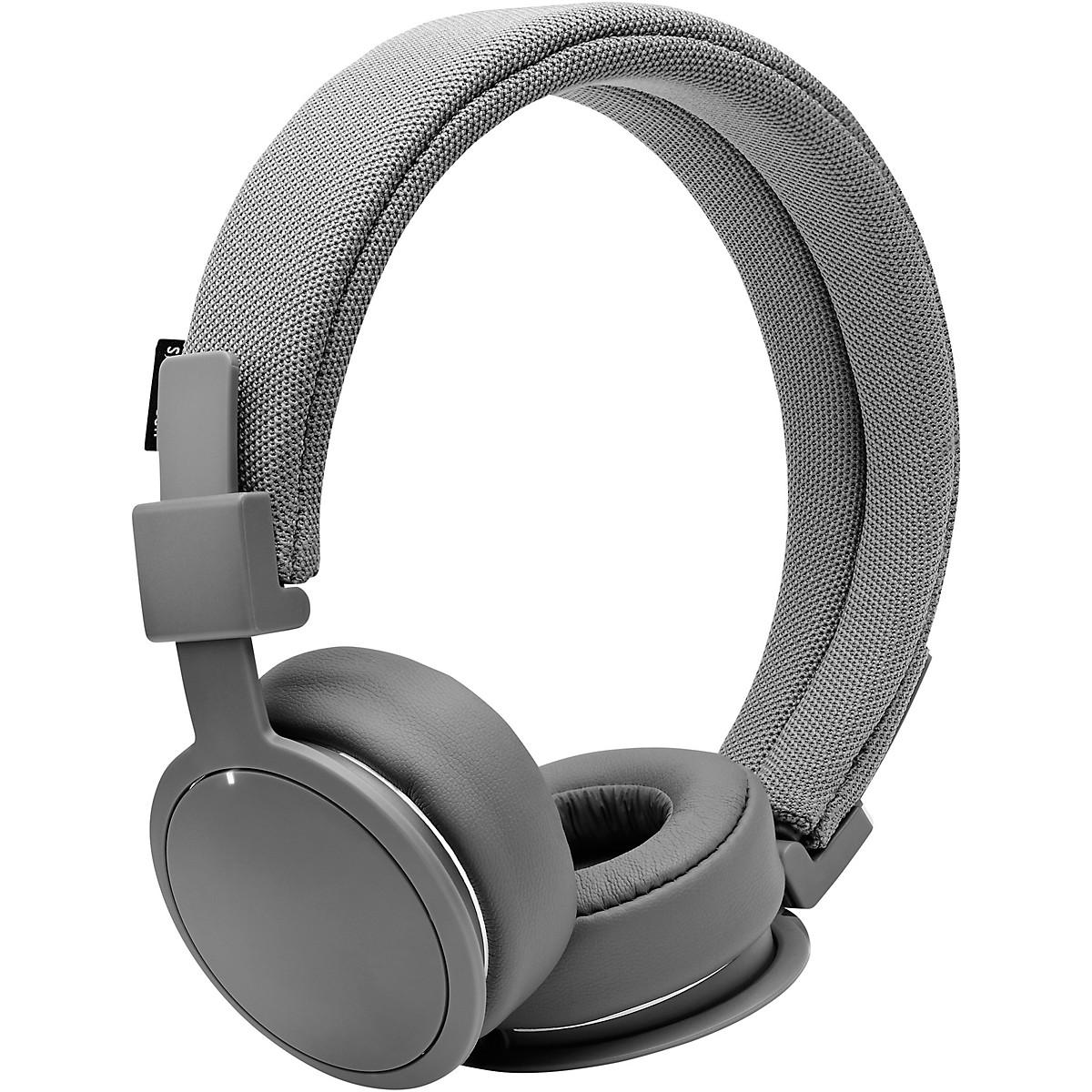 Urbanears Plattan ADV Wireless Headphones Gray   Guitar Center
