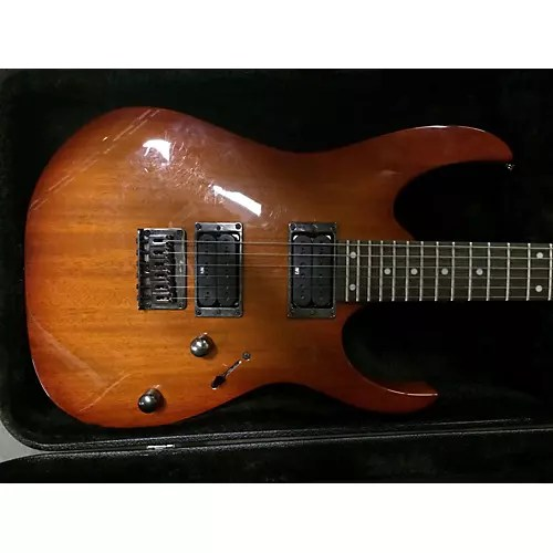 Used Ibanez Rg421 Solid Body Electric Guitar
