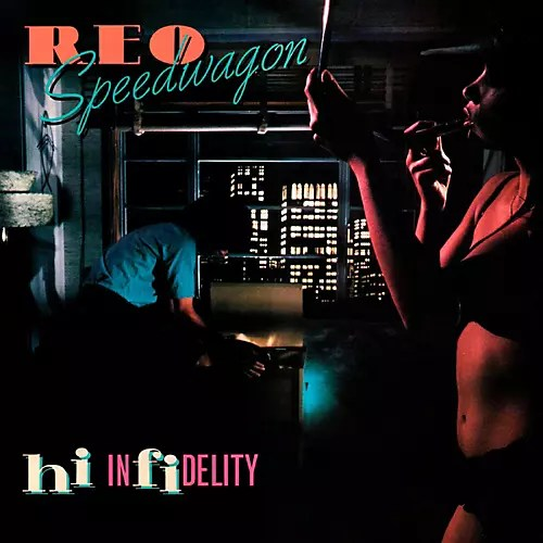 Reo Speedwagon  Hi Infidelity LP  Guitar Center