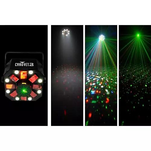 CHAUVET DJ SWARM5FX 3in1 Stage Lighting Effect  Guitar
