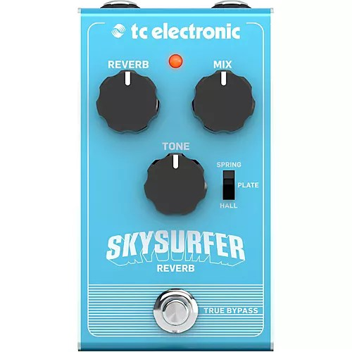 Stage Center Reverb Guitar Effect