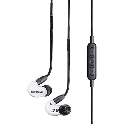 Shure Special Edition SE215 Sound Isolating Earphones with