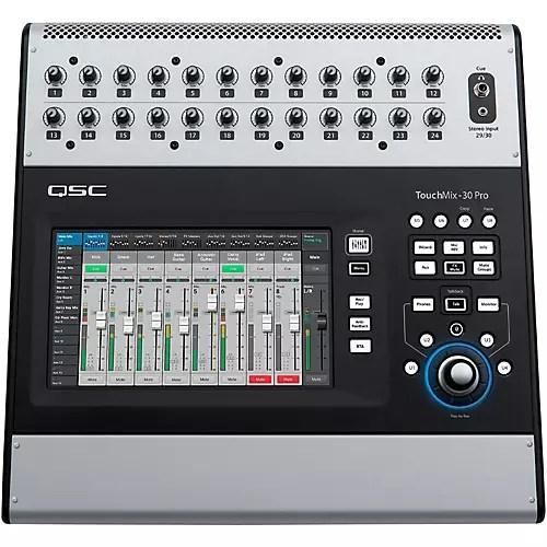 QSC TouchMix30 Pro  Guitar Center