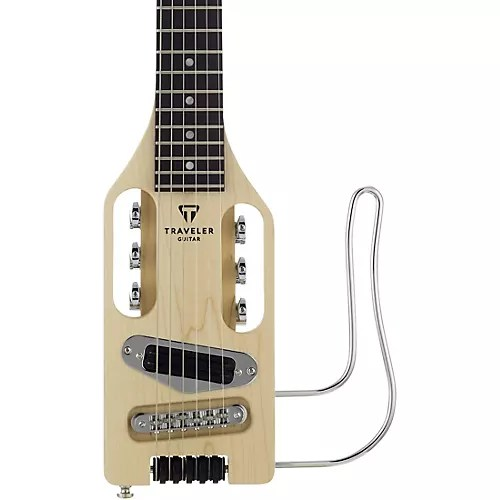 Traveler Guitar UltraLight Electric Guitar Natural